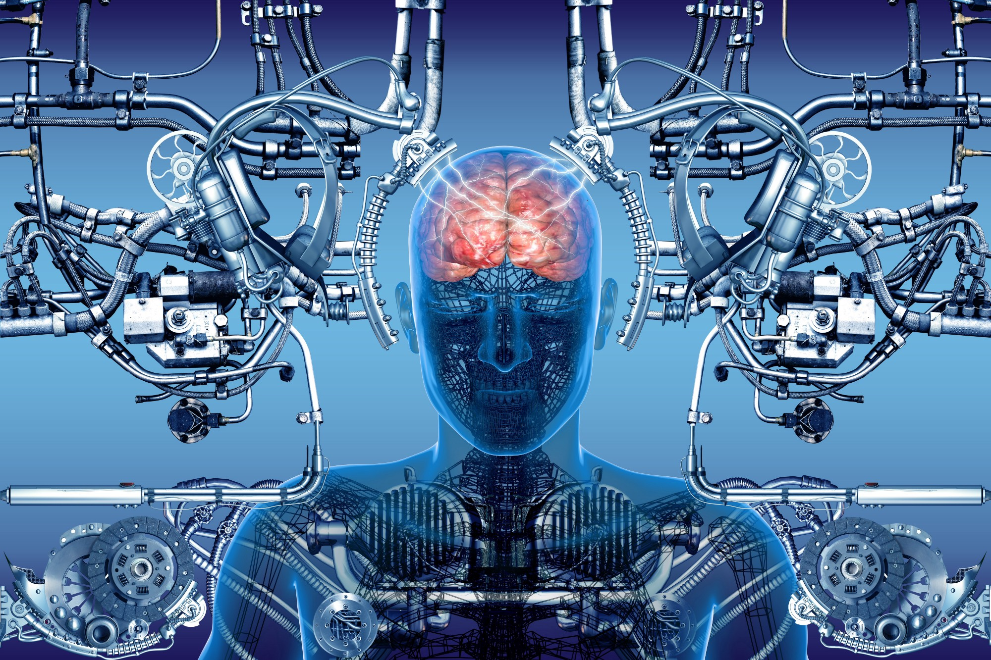 The future of human interaction with machines