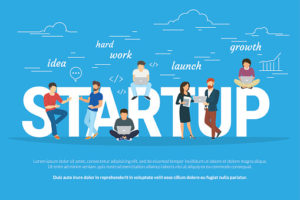 Startup helps in country's growth